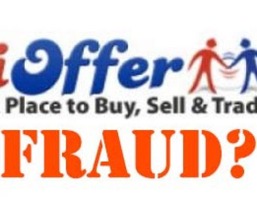 iOffer.com Allows Fraud to Continue?
