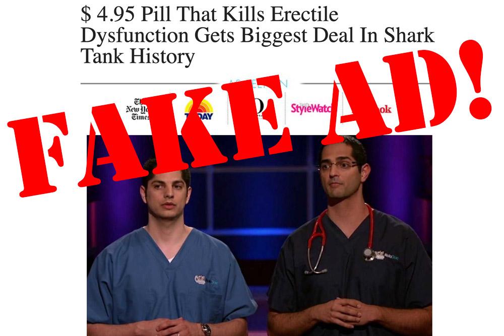 shark tank ad